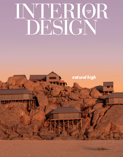 sonop namibia | | zannier hotels | COVER INTERIOR DESIGN MAGAZINE