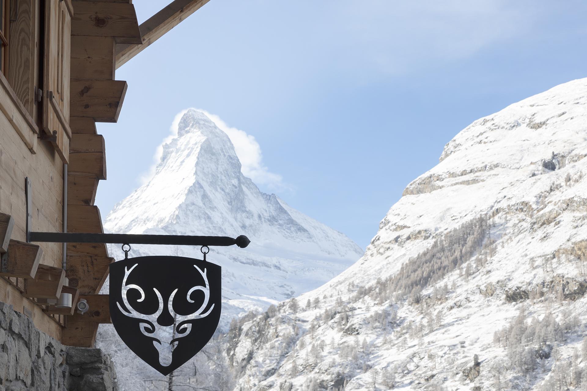 cervo mountain resort | zermatt | switzerland