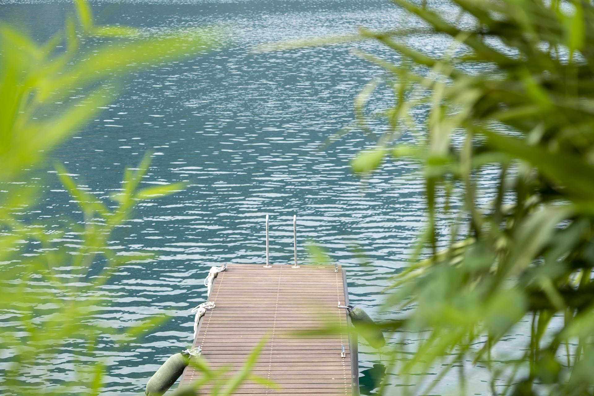 twin villas  | lago di lugano | architecture fuchswacker