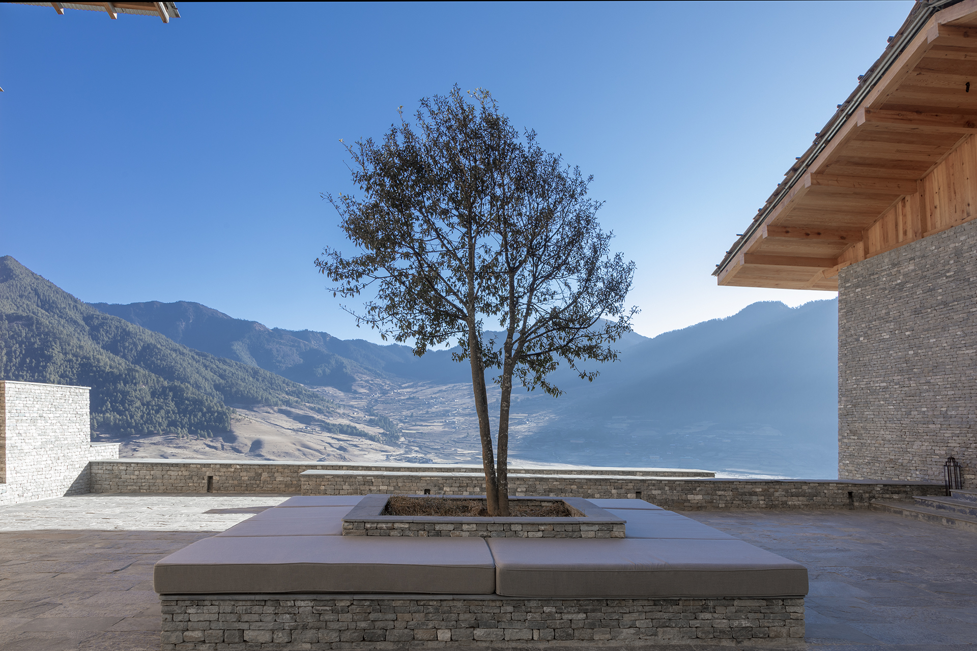 six senses bhutan | gangtey
