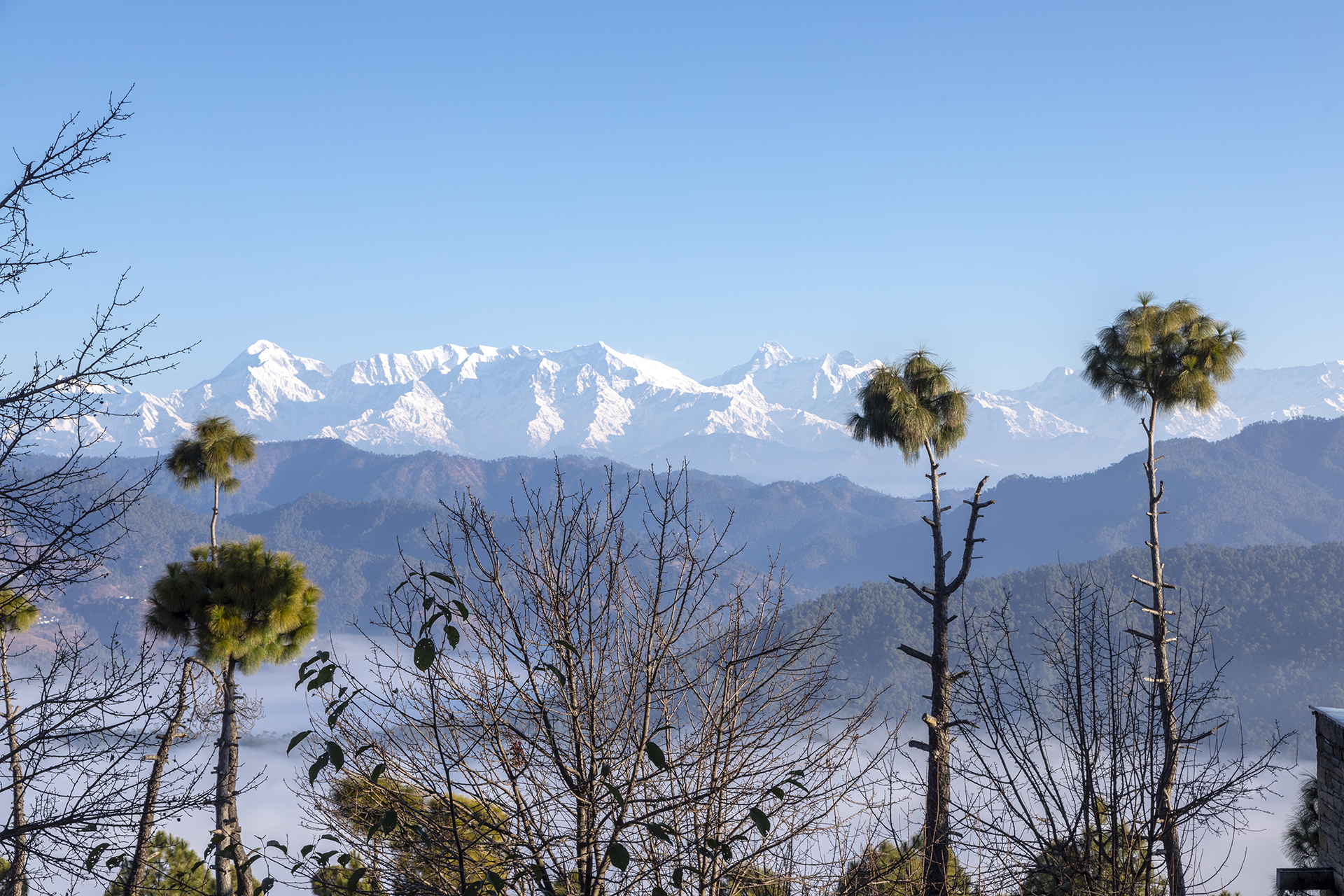 the kumaon | uttarakhand | himalayas | india