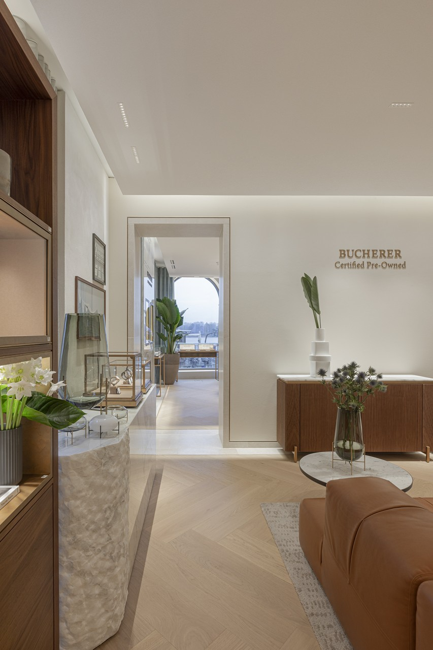 bucherer | hamburg | blocher partners