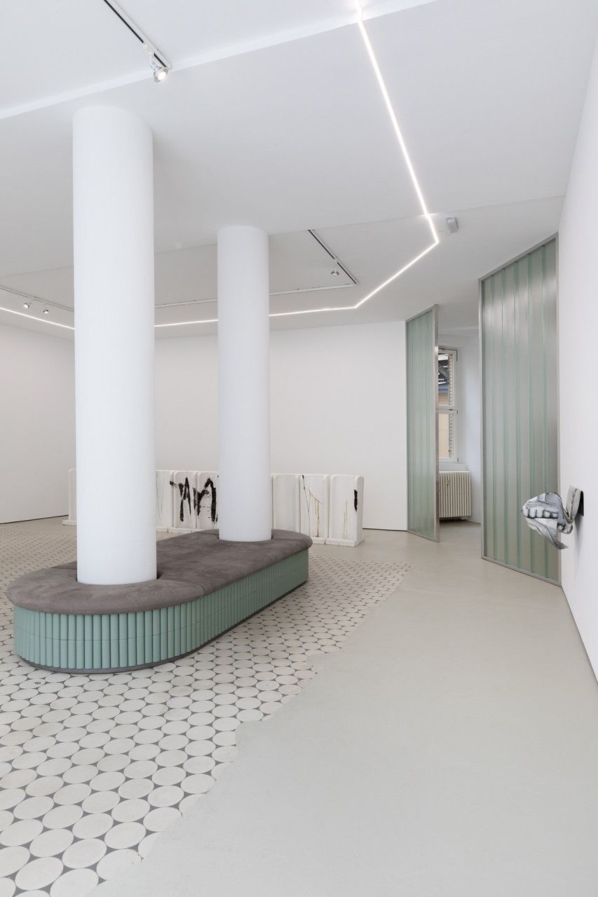 wentrup gallery | berlin | design by sebastian herkner