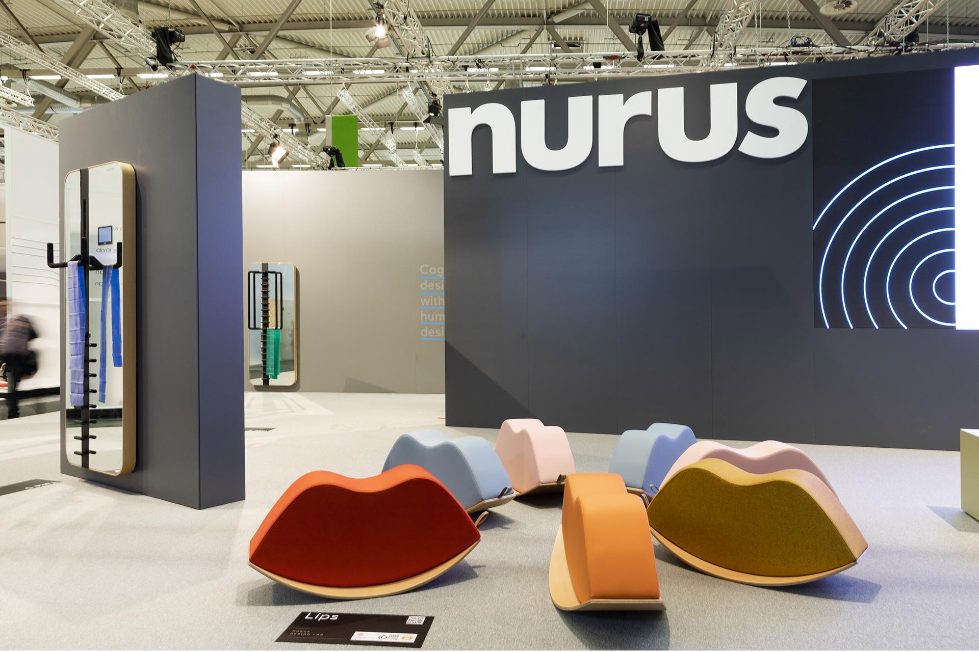 nurus | orgatec 18