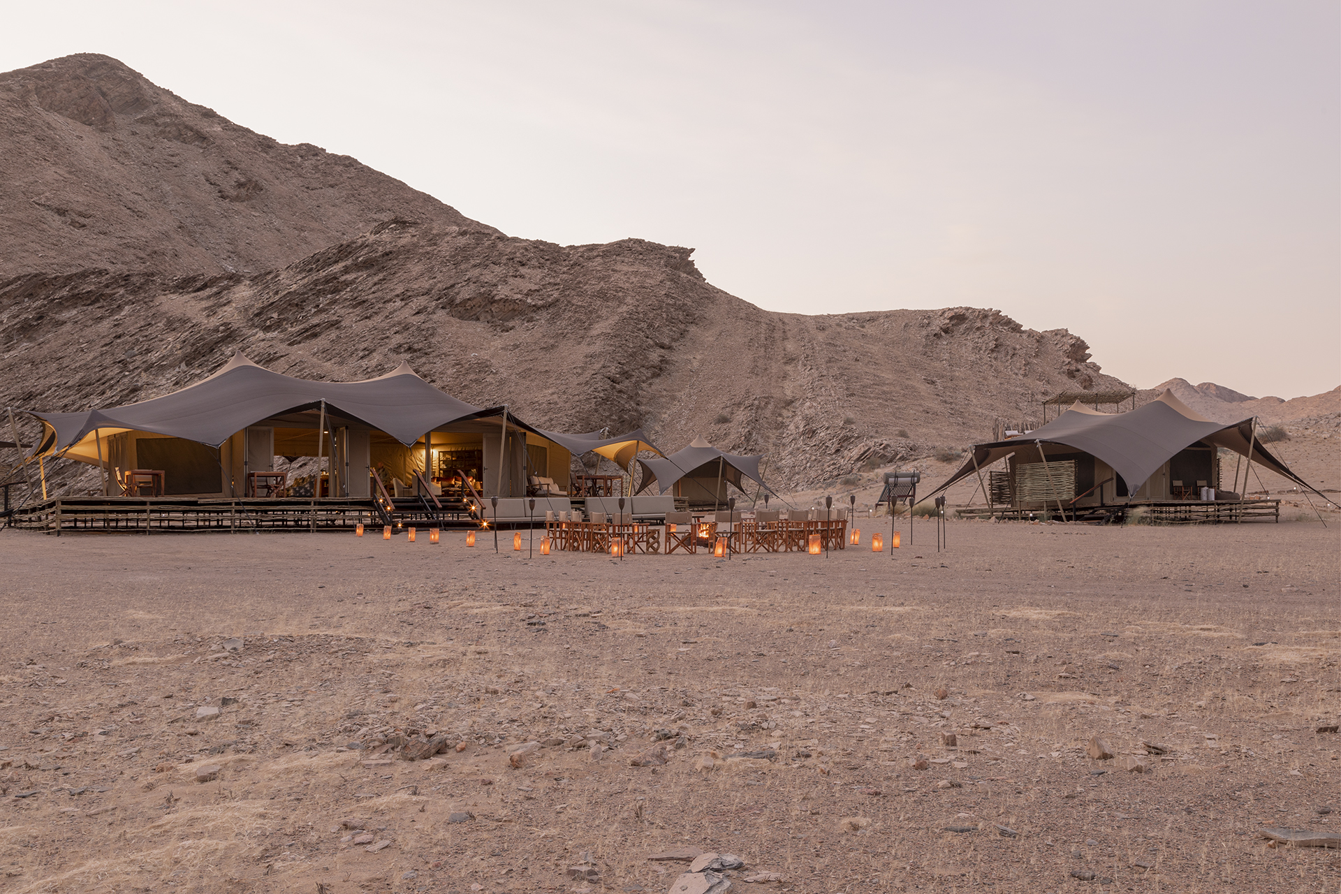 hoanib valley camp | namibia