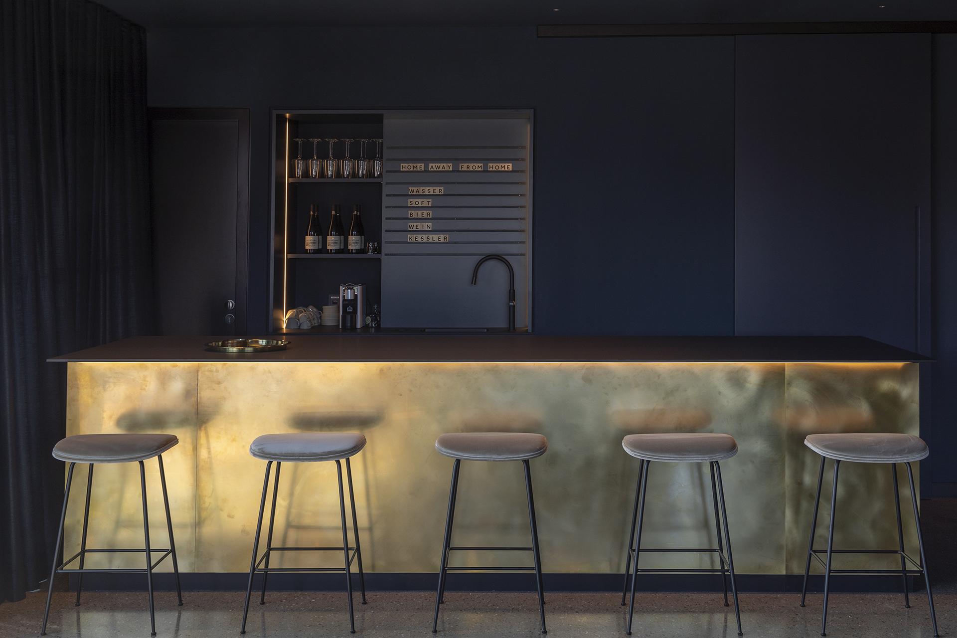 emilu hotel   stuttgart germany   design blocher partners