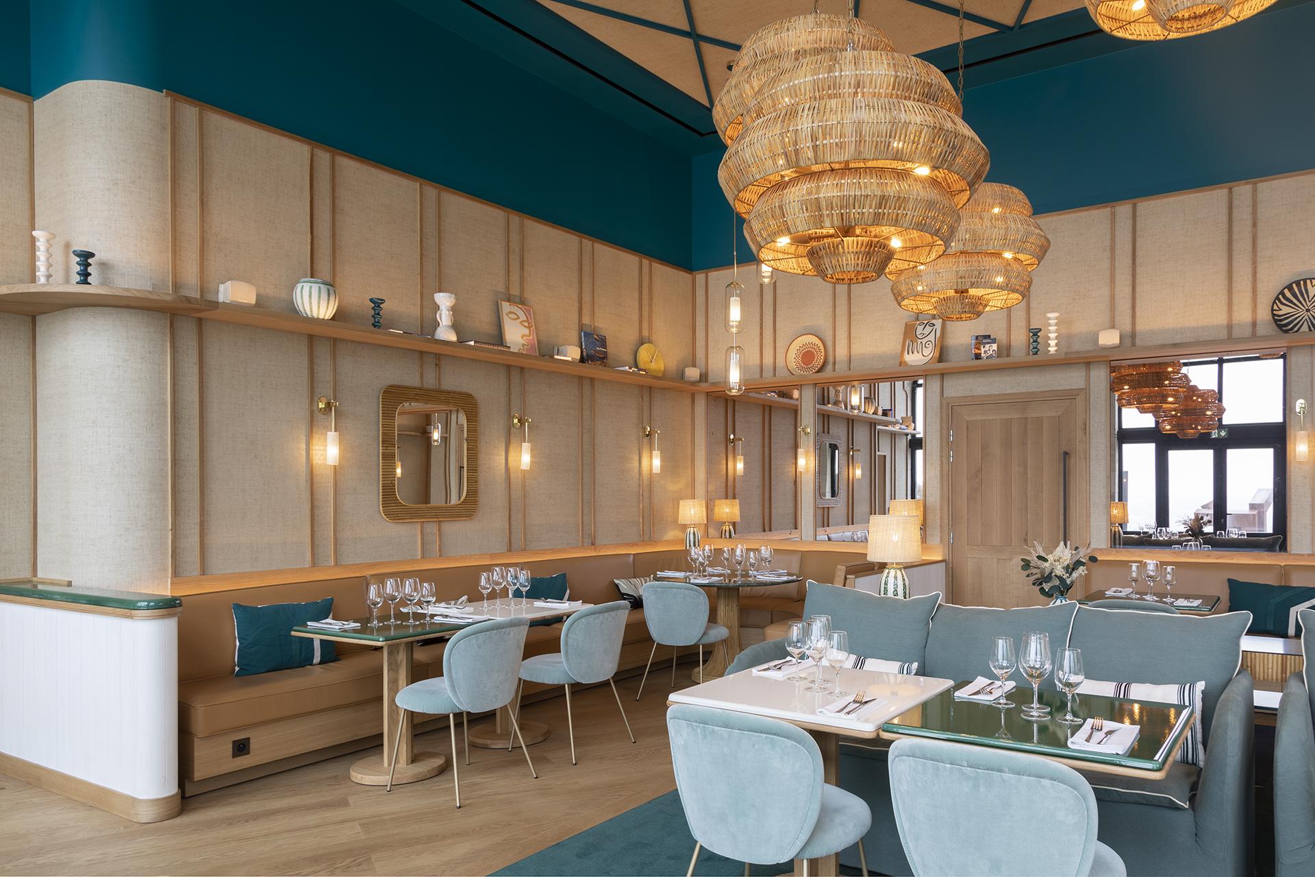 cafe de paris | biarritz | sarah lavoine architects