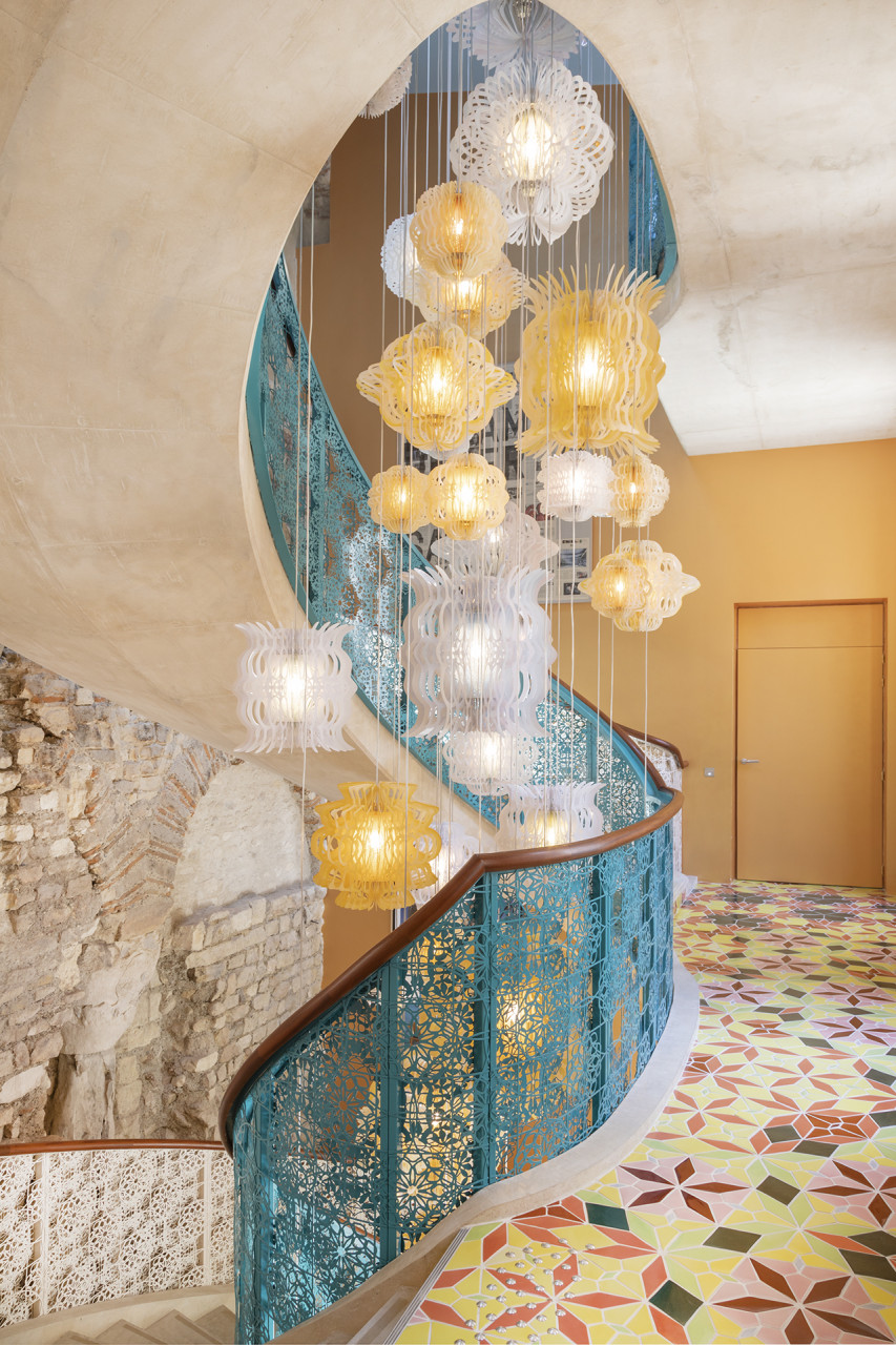 hotel arlatan | arles | france | design jorge pardo