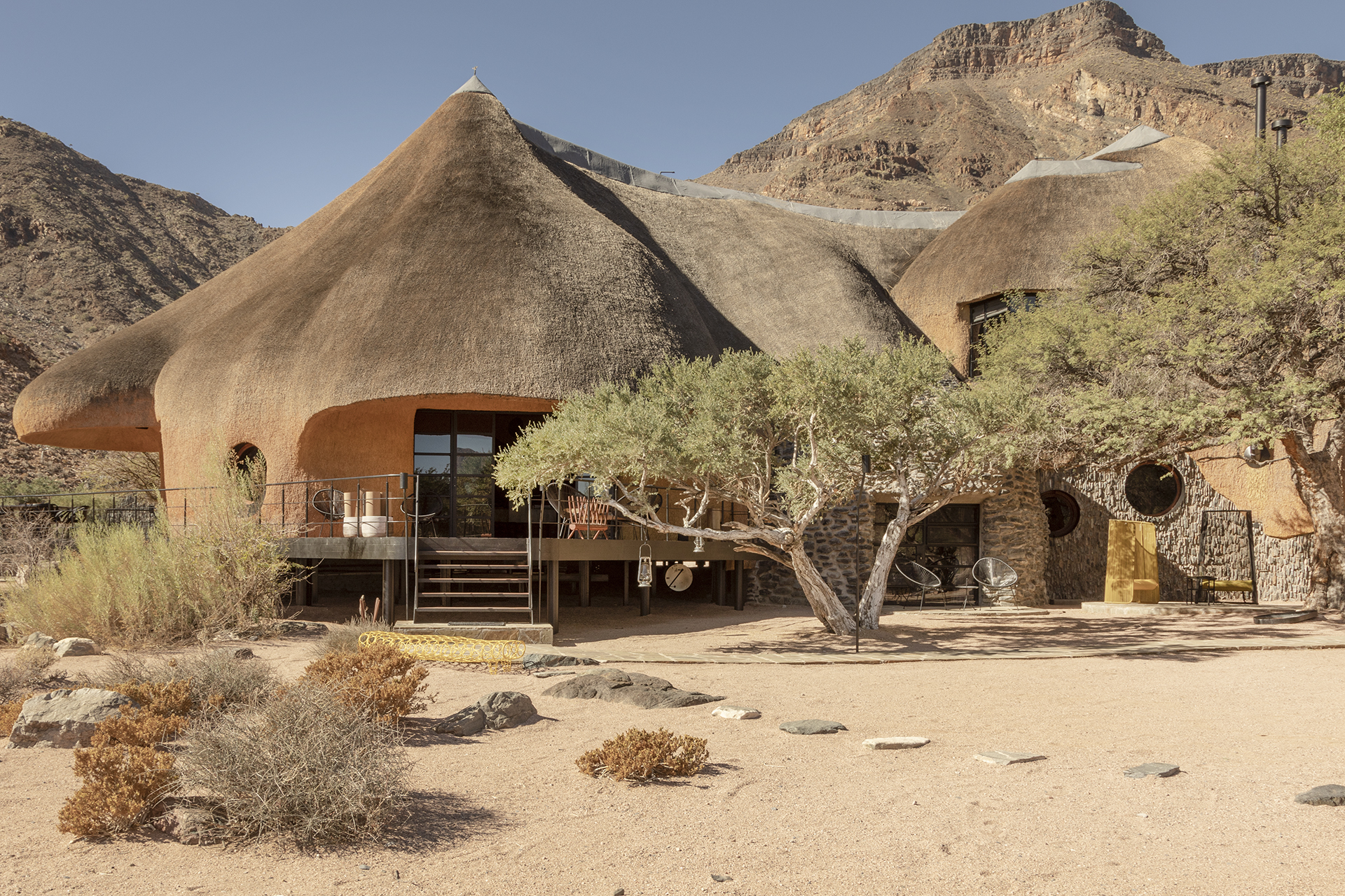 the nest | namib tsaris conservancy | namibia