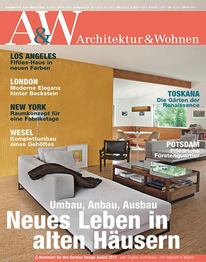 aw magazine | purdy davis, los angeles |architecture taalman koch