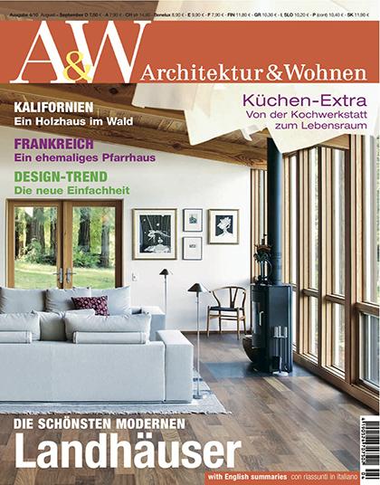aw magazine | summerhome sebastopol, ca  | coverstory