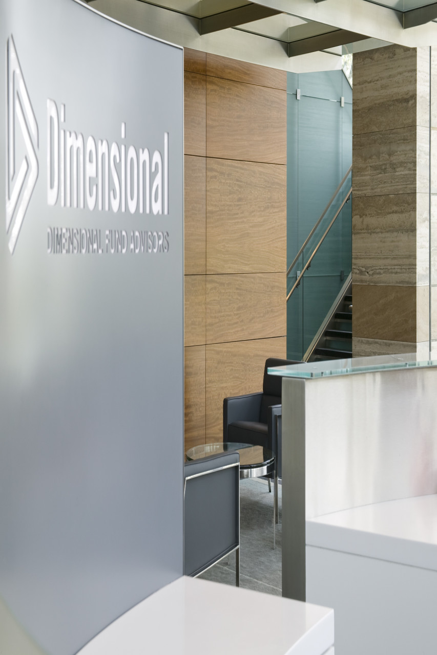 dimensional fund advisors headquarters |  austin, tx  | gensler