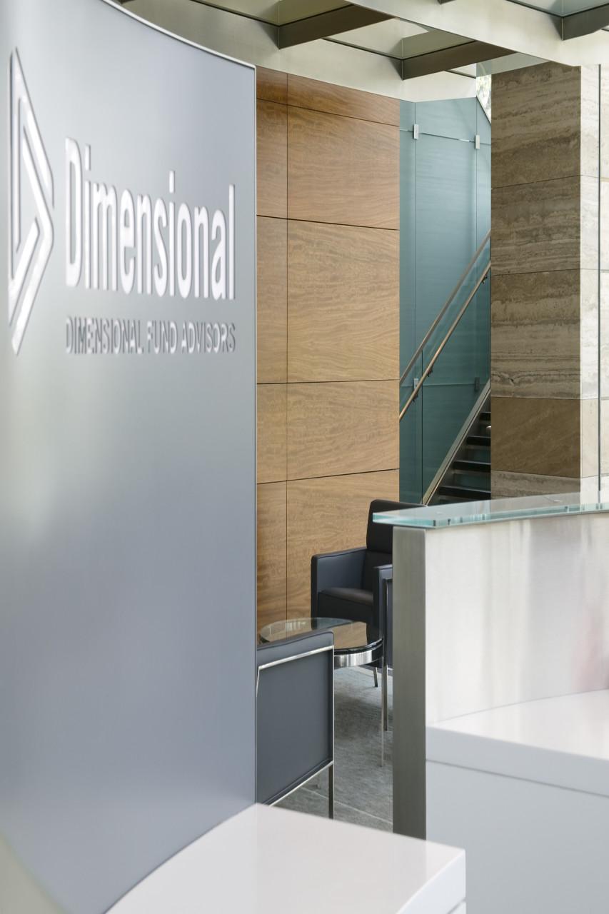 dimensional fund advisors headquarters |  austin, tx  | gensler