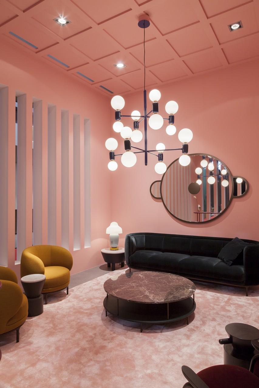 wittmann | stand design jaime rayon |  salone del mobile 2017