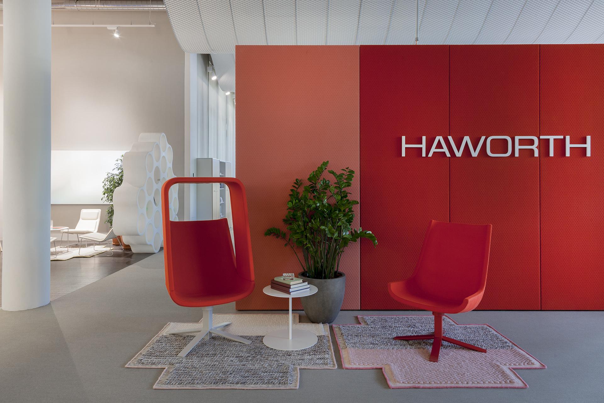 haworth | zürich  | design patricia urquiola