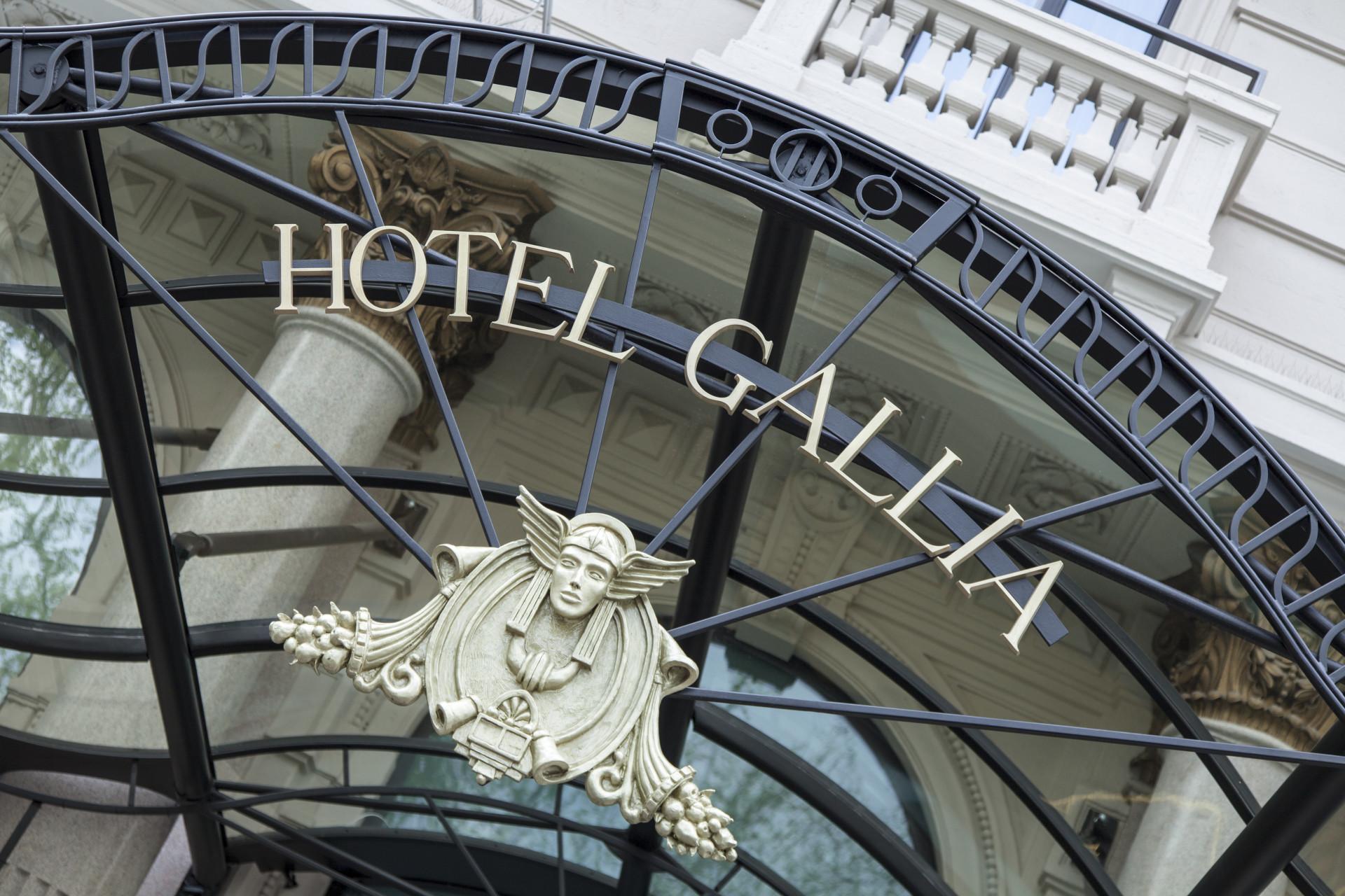 excelsior hotel gallia | milano | design studio marco piva