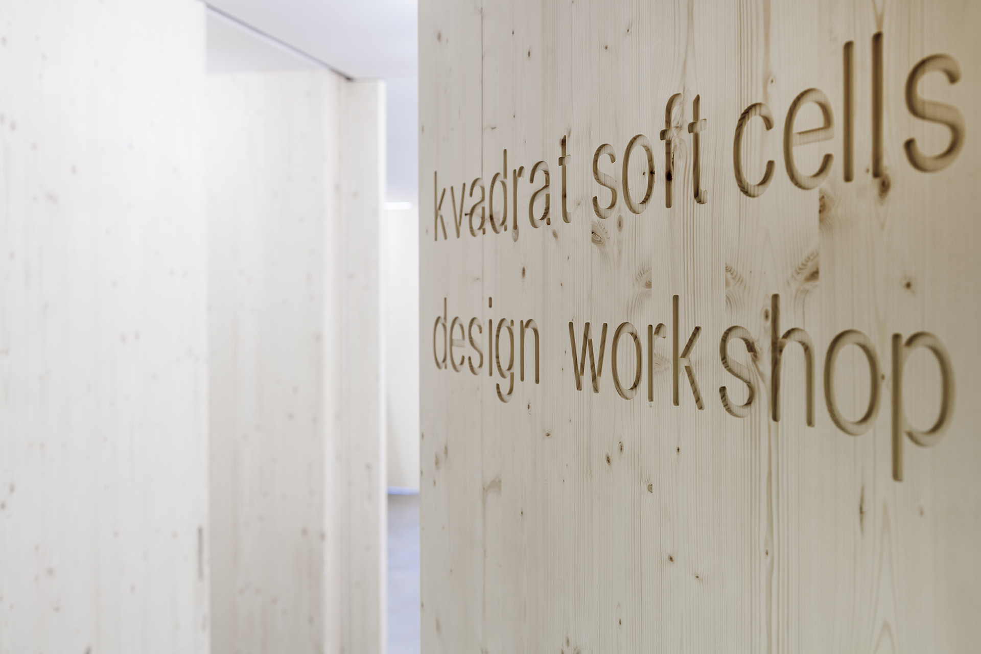 kvadrat soft cells design workshop | copenhagen  | architecture caruso st john