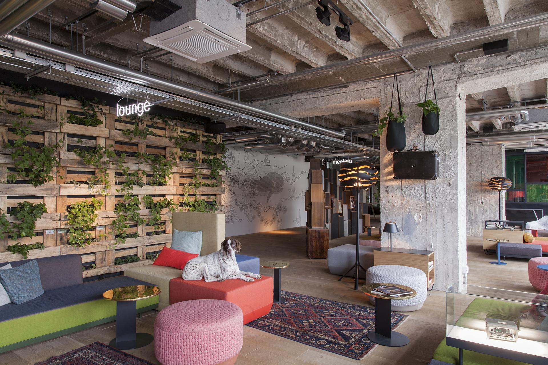 25 h hotel bikini berlin | design studio aisslinger