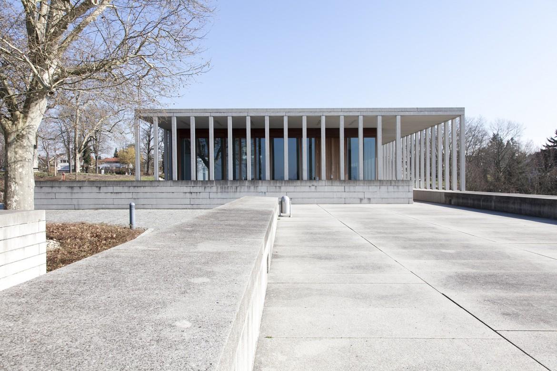 david chipperfield museum of modern literature