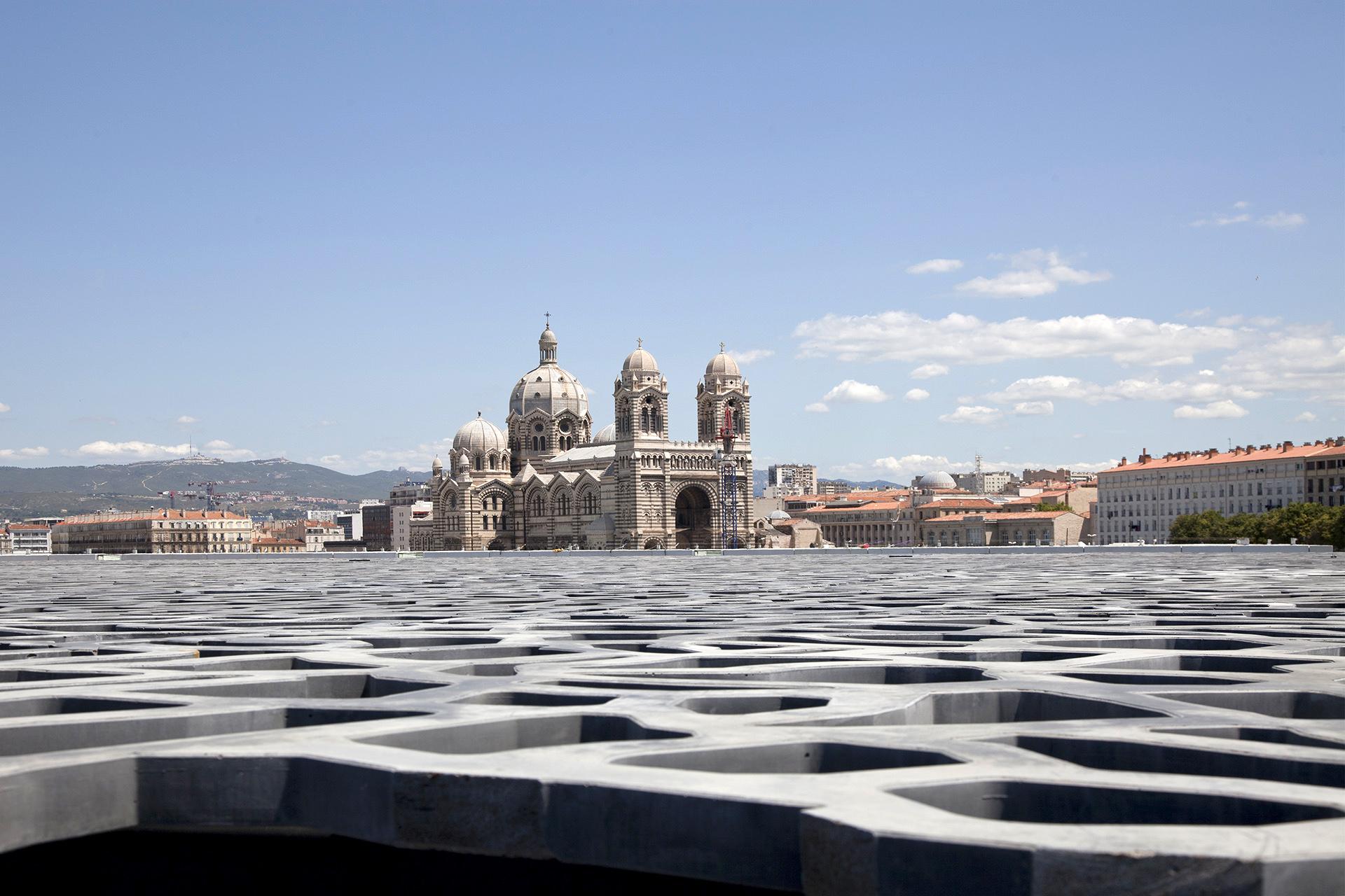 MuCEM – musée des civilisations de l'europe et de la méditerranée  | marseille | architecture rudy ricciotti