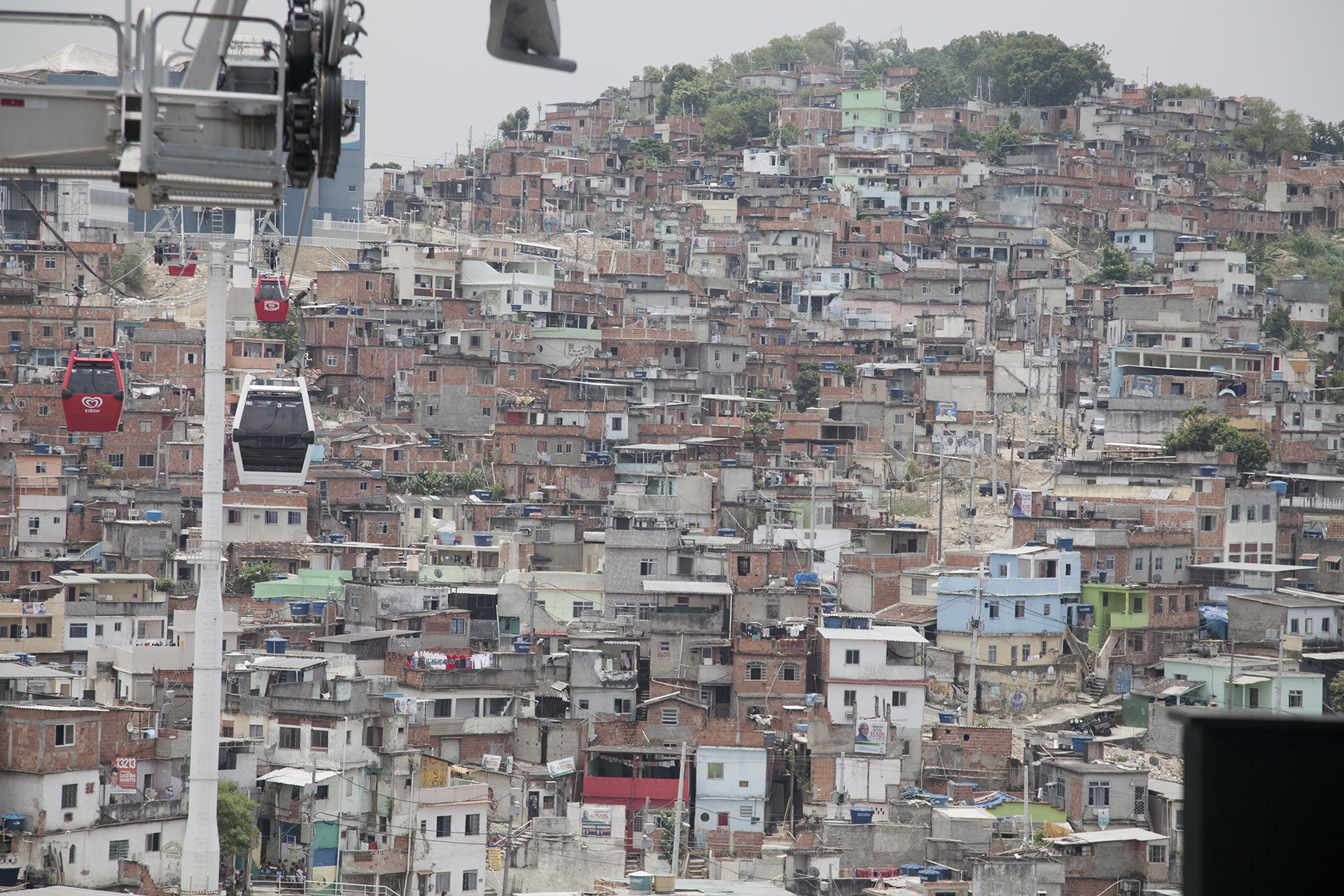 REFAVELA  | structures of spontaneous architecture in the favelas of rio de janeiro |  official selection at the VENICE BIENNALE FOR ARCHITECTURE 2016