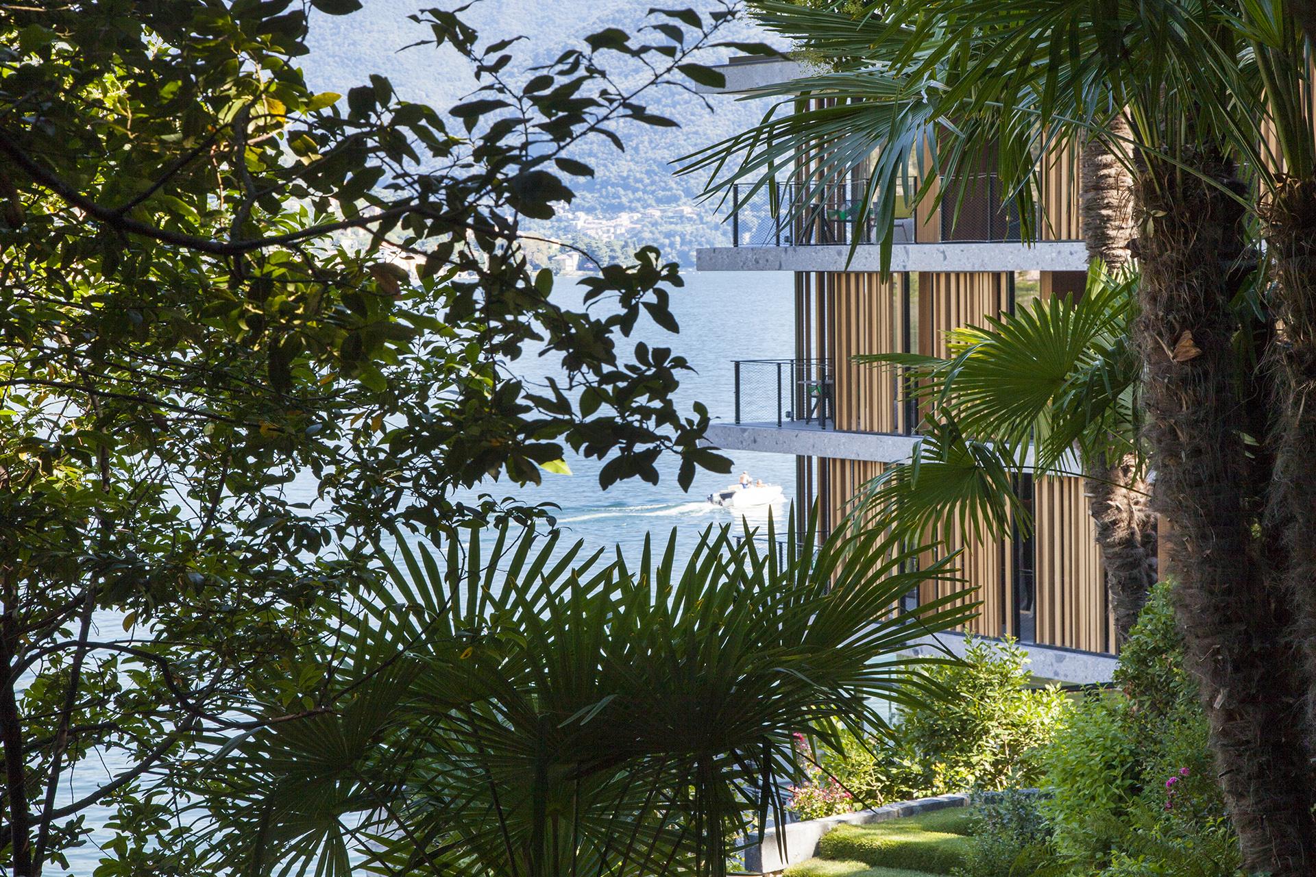 il sereno lago di como  |  design by patricia urquiola