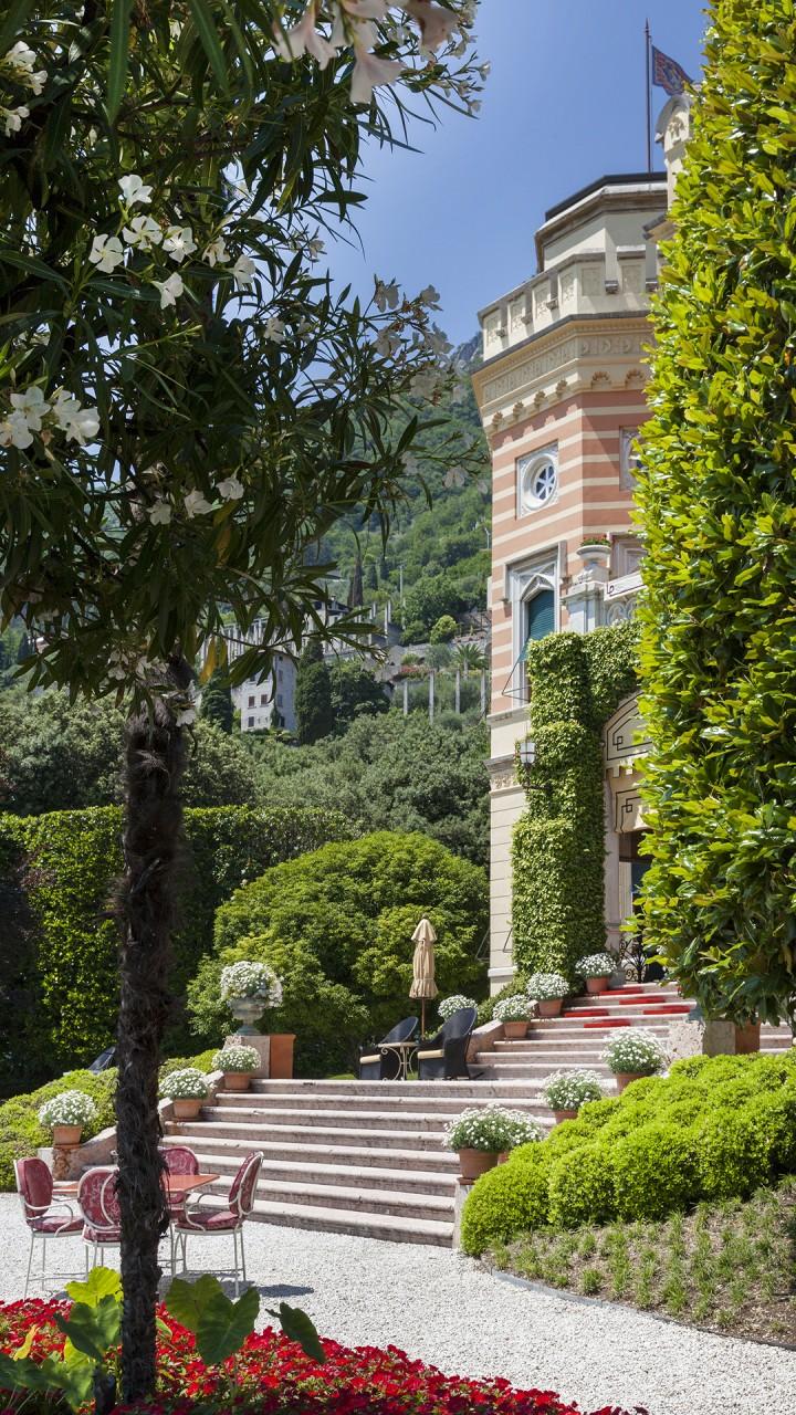 villa feltrinelli | lago di garda