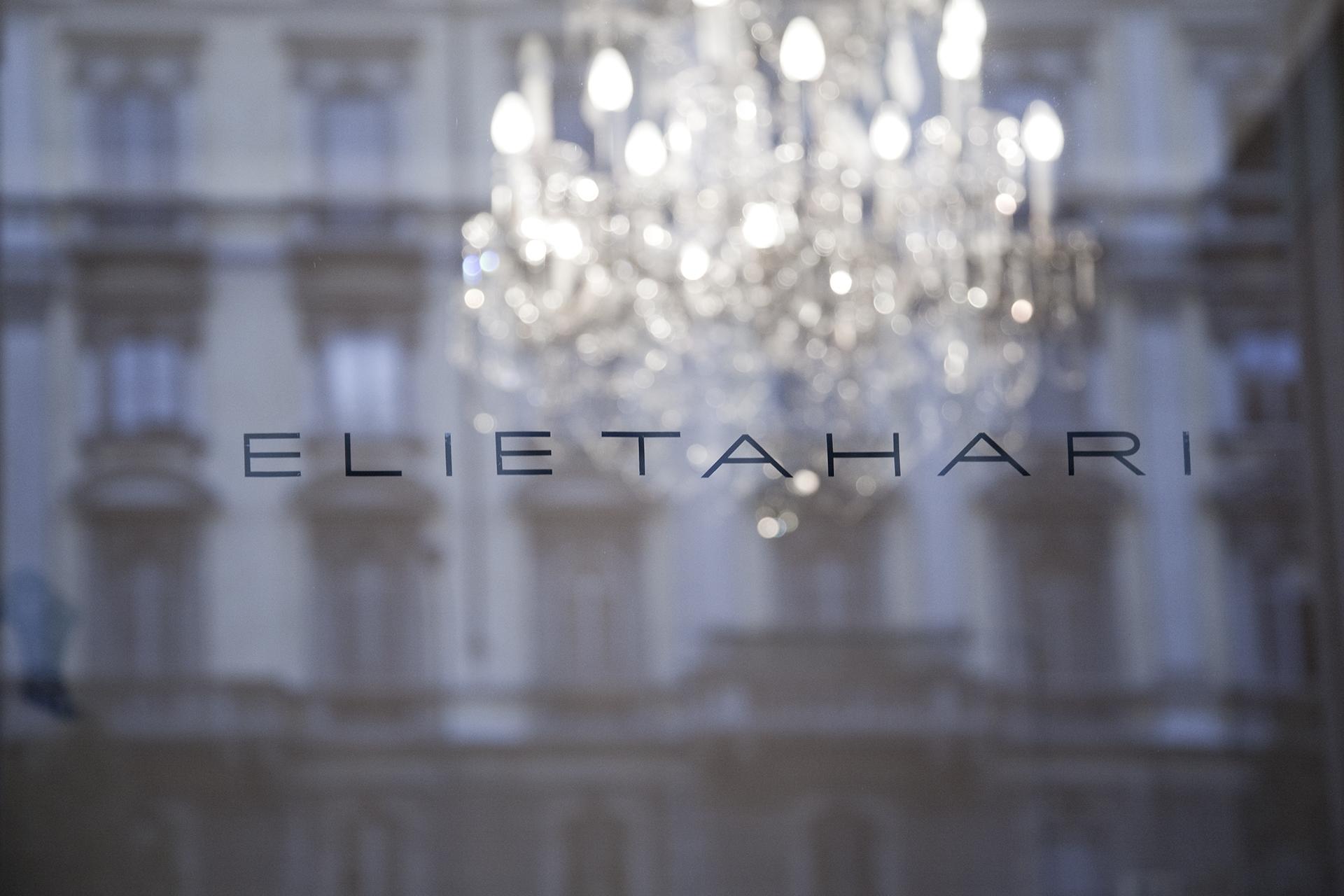 elie tahari  | milano |  interior design piero lissoni
