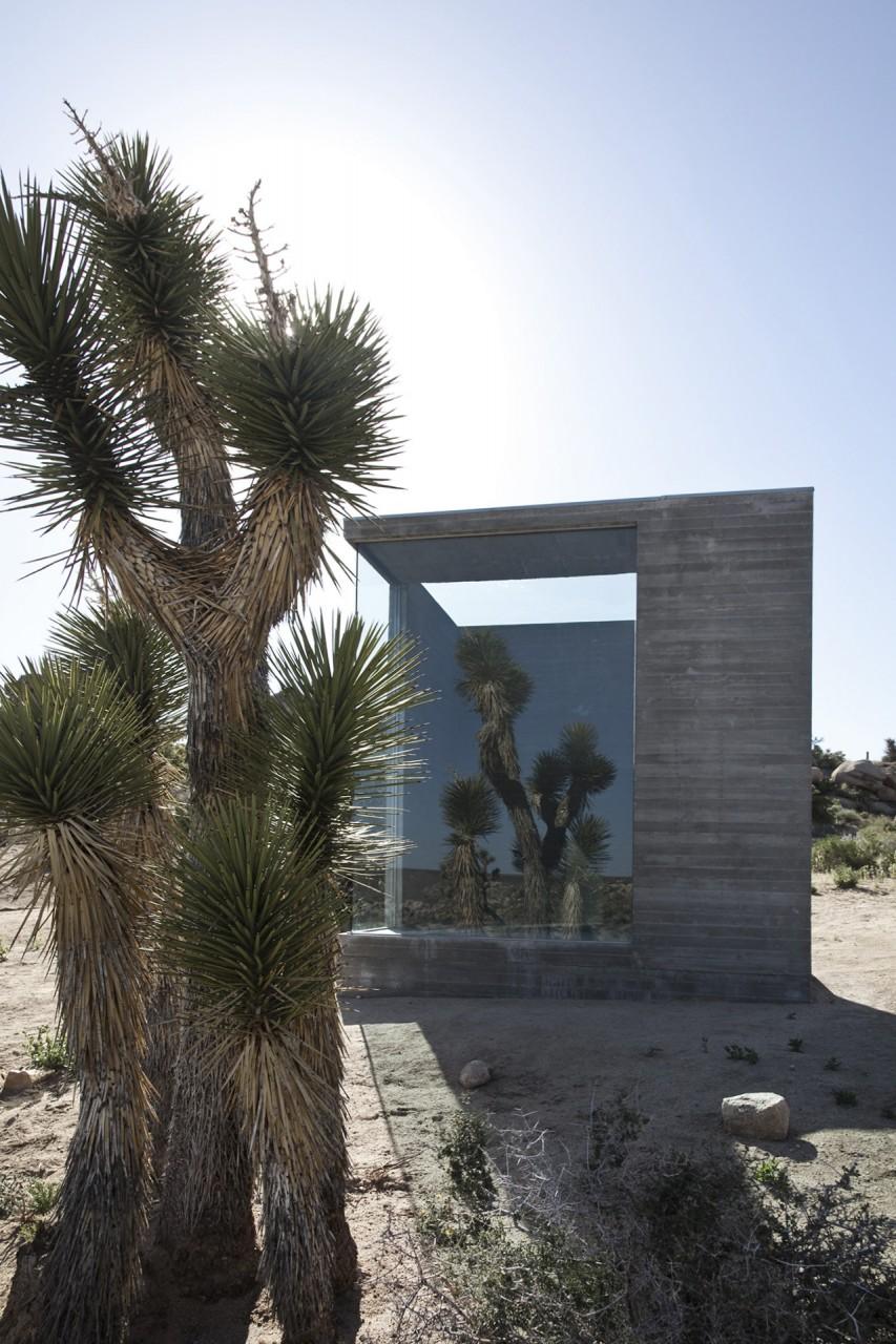 obscured horizons |  mojave desert california |atelier arata isozaki