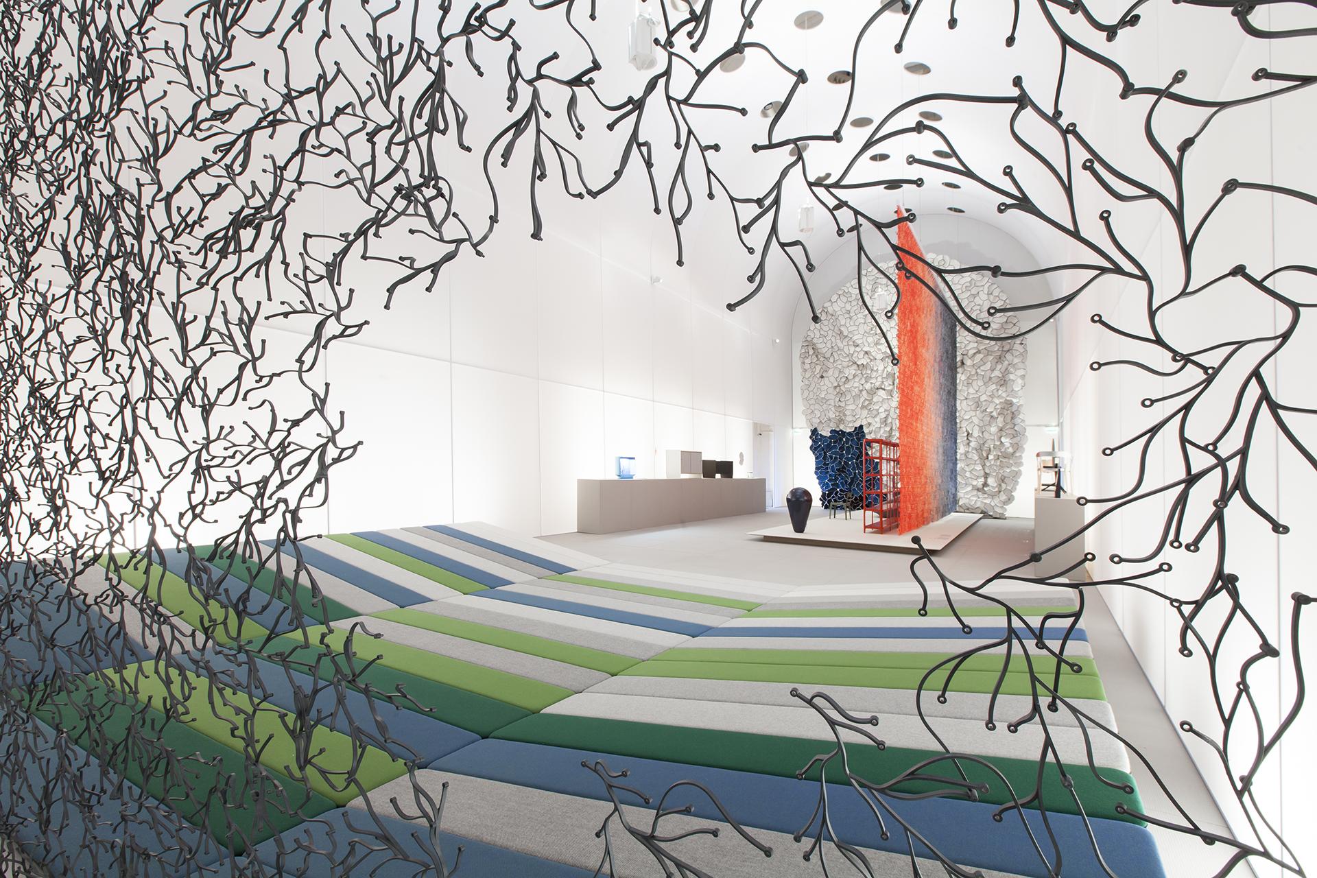 momentané | exhibition erwan & ronan bouroullec | musée des arts décoratifs paris