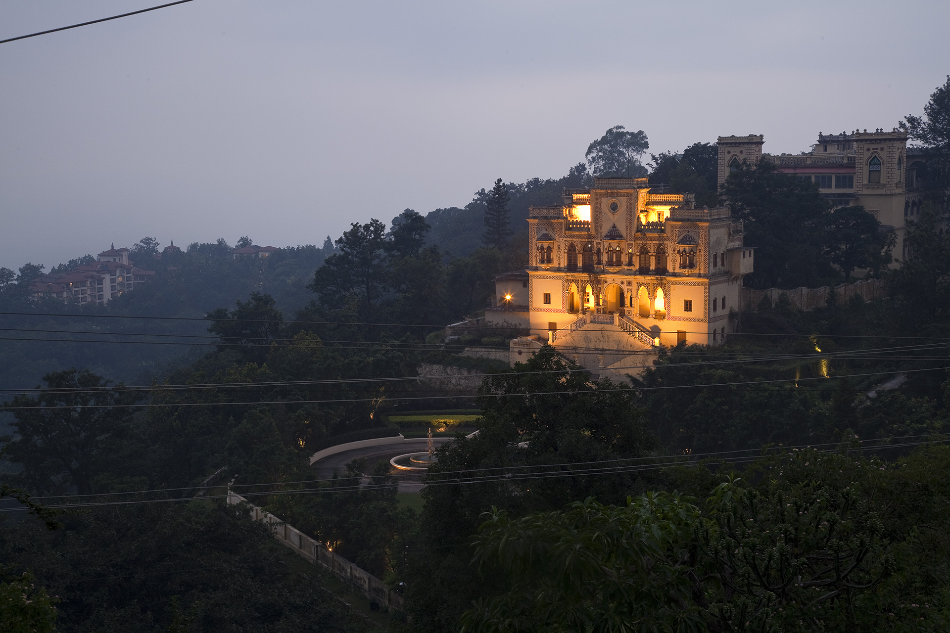 ananda in the himalayas | rishikesh | india