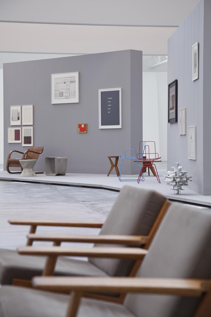von bartha garage/ gallery| basel | voellmy schmidlin architecture