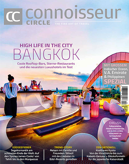 bangkok travel feature | restaurants special | CONNOISSEUR CIRCLE MAGAZINE